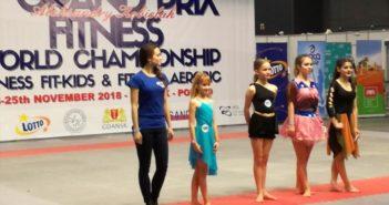 Zwycięstwo zawodniczki szkoły tanecznej AS DANCE.