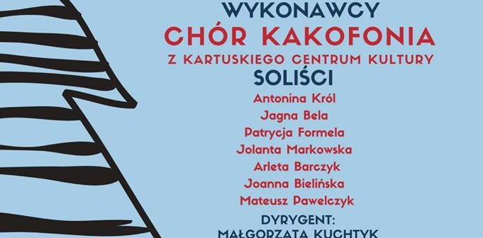 Koncert chóru Kakofonia.