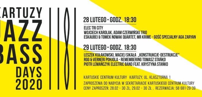 Kartuzy Jazz Bass Days 2020