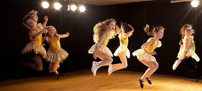Czwarta lekcja Disco Dance.