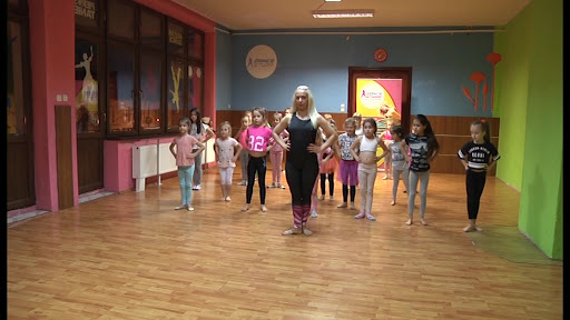 Piąta lekcja Disco Dance…