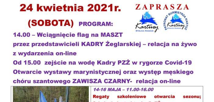 Otwarcie sezonu 2021 r. CSWiPR Złota Góra.